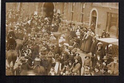 £20 • Buy Chipping Norton - Meet Of The Hunt 1913 - Real Photographic Postcard