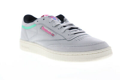 AU64.99 • Buy Reebok Club C 85 RAD BS5151 Mens Gray Leather Low Top Lifestyle Sneakers Shoes