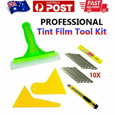 AU11.98 • Buy 5 PCS Auto Window Tinting Tools Vinyl Wrap Film Application Squeegee Tools Kits