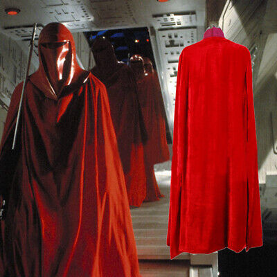 £80 • Buy Star Wars Imperial Emperor's Red Royal Guard Uniform Cosplay Costume Suit Outfit