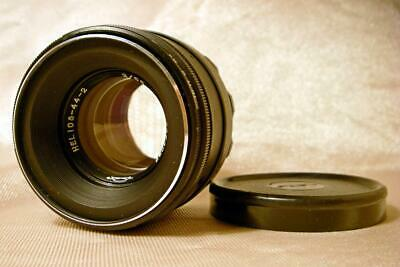 $ CDN50.03 • Buy HELIOS-44-2 Lens F2 58mm For M42 ZENIT PENTAX 35mm Camera KMZ USSR BIOTAR Clone