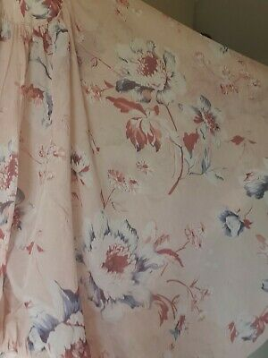 AU15 • Buy Forever New Silk Kimono 100% Silk Light Pink Floral Size 10 AU