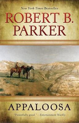 Appaloosa (A Cole And Hitch Novel) - Paperback By Parker, Robert B. - GOOD • 1.44£