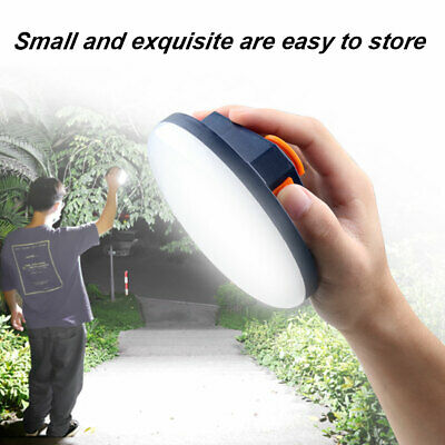 AU36.09 • Buy USB Rechargeable LED Camping Light Tent Lantern Super Bright Night Lamp RC