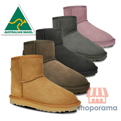 AU59.99 • Buy 【SALE】AUSTRALIAN MADE Mini Classic UGG Boots, Premium Australian Sheepskin