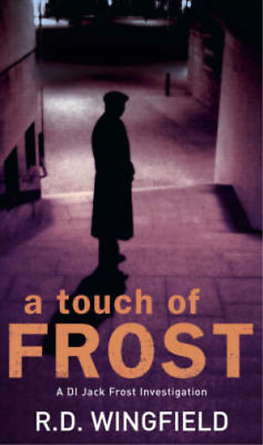 A Touch Of Frost (Di Jack Frost Series), R D Wingfield, Used; Good Book • 3.28£