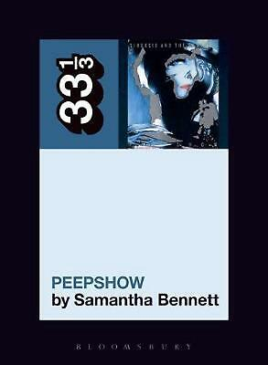 Siouxsie And The Banshees' Peepshow By Samantha Bennett (English) Paperback Book • 12.38£