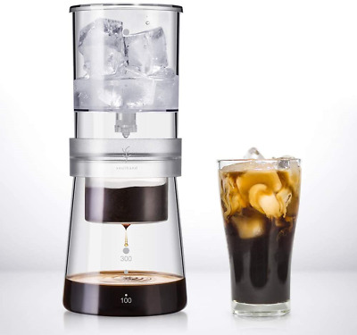 View Details Soulhand Cold Brew Coffee Maker, Cold Brew Dripper Cold Coffee Maker 4 Ice Drip • 60.49£