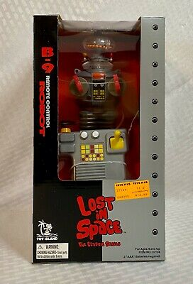 $ CDN59.38 • Buy Lost In Space The Classic Series Remote Control B-9 Robot 1998 Toy Island