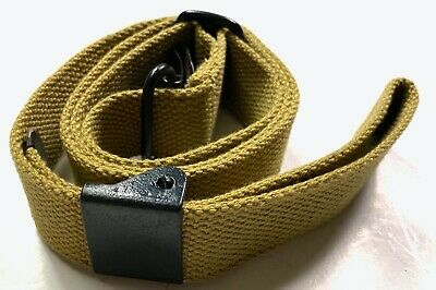 $ CDN18.55 • Buy Wwii Us M1 Garand Rifle Canvas Rifle Carry Sling-khaki