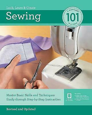 Sewing 101 - 9781631597572 • 9.08£