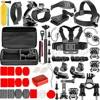 $ CDN50.74 • Buy Sport Action Camera Accessories Kit For GoPro Hero 8 7 6 5 4 Tools Set
