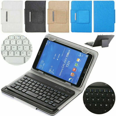 AU28.99 • Buy For Lenovo Tab M7 M8 M10 7.0 8.0 10.1 Tablet Stand Case Bluetooth Keyboard Cover