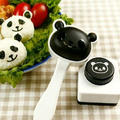 Safety Panda Rice Ball Kitchen Supplies Creative Lovely Durable Bread Mould DS • 6.56£