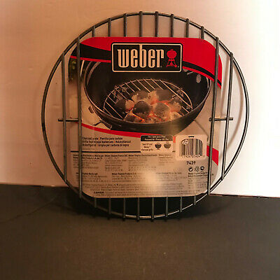 $ CDN24.09 • Buy New (See Desc) 10  Weber Grill Charcoal Grate# 7439 Fits Base Of 14  Grill