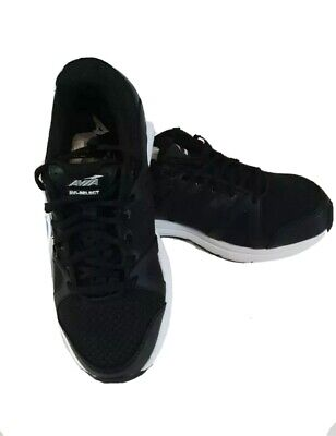 Kids AVIA AVI- SELECT Black Ortholite Trainers  Size 3 BRAND NEW UK SELLERS • 15.99£