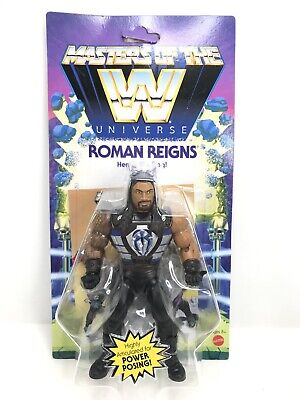 $22.70 • Buy WWE Mattel Masters Of The Universe Roman Reigns Wrestling Action Figure New