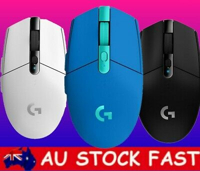 AU68.95 • Buy LIMITED EDITION Logitech G304 Lightspeed Wireless Gaming Mouse Programmable