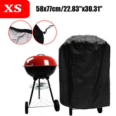£7.99 • Buy UK Garden Patio Kettle BBQ Grill Cover Barbecue Round Smoker Covers Waterproof