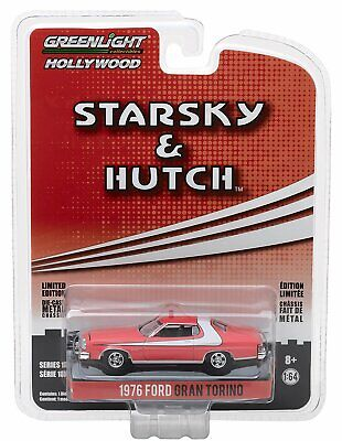 Greenlight 44780-a 1/64 Starsky And Hutch 1976 Ford Gran Torino • 11.69£