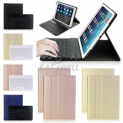 AU42.99 • Buy For Apple IPad Pro 10.5  Inch 2017 Bluetooth Keyboard With Leather Case Cover AU