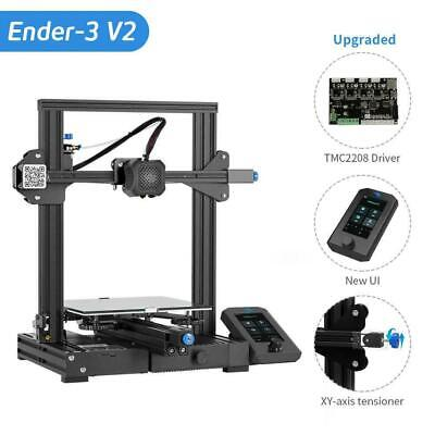 AU355 • Buy Creality Ender-3 V2 3D Printer 220x220x250mm Printing Size AU Stock