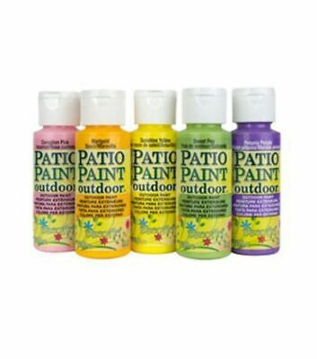 DecoArt Patio Paint Outdoor Acrylic - 2oz • 2.80£