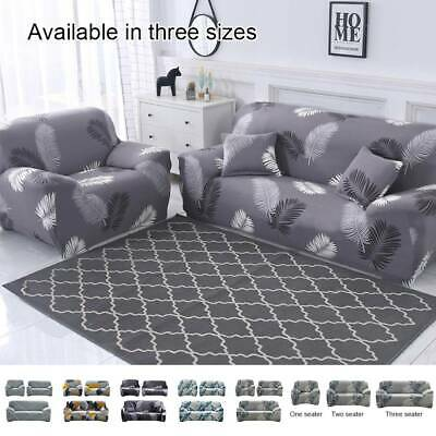 AU14.49 • Buy Artiss Sofa Cover Couch Covers 1 2 3 4 Seater Slipcover Lounge Protector Stretch