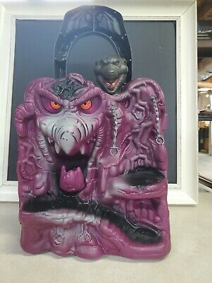 $50 • Buy He-Man Masters Of The Universe Snake Mountain With Microphone And Handle Incompl