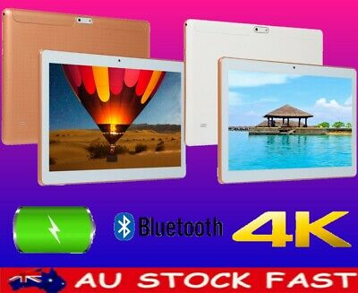AU118.95 • Buy 2020 Tablet, 10.1INCH, 10 Core 8GB RAM 64GB Bluetooth, WIFI, Camera Android 8.1!