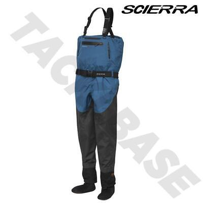 Scierra Helmsdale 20000 Stocking Foot Breathable Chest Waders -  New   • 148£