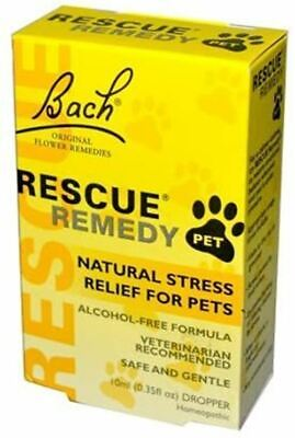 Bach Flower Remedies Pet Rescue Remedy .35 Fl.oz. • 16.56£