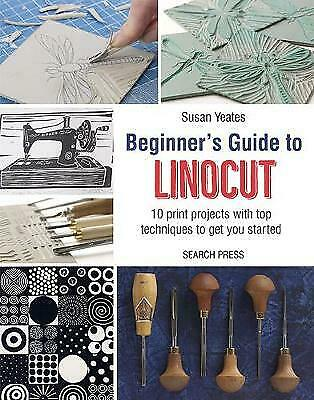 Beginner's Guide To Linocut - 9781782215844 • 8.30£