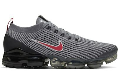 AU199.99 • Buy Nike Air Vapormax Flyknit 3 AJ6900 012 Mens US 10 UK 9  Particle Grey Shoes