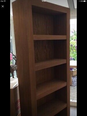 Next Oak Bookcase/display Unit • 80£
