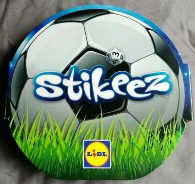 Lidl Stikeez Euro 2016 Football Complete Set Including Collector's Album  • 14.99£
