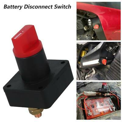 12v Battery Isolator Switch Cut Off Disconnect Terminal Universal Car Van Boat • 4.79£