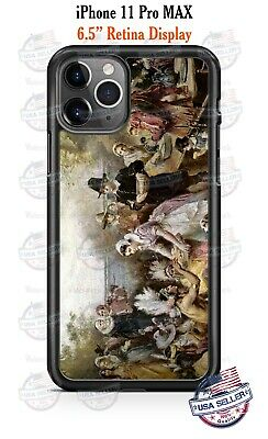 £11.41 • Buy First Thanksgiving Dinner Pilgrims Phone Case For IPhone 11 Samsung Note 20 LG
