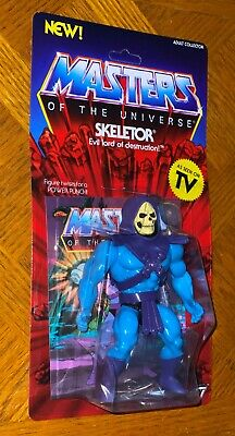 $20.99 • Buy Masters Of The Universe Super 7 MOTU Series Skeletor Action Figure *UNPUNCHED*