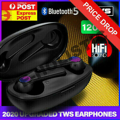 AU33.95 • Buy Wireless Bluetooth Earphones Earbuds Headphones With Mic Apple IPhone 11 Pro Max