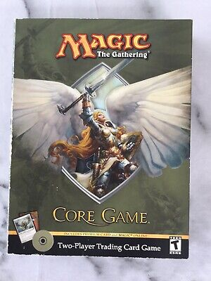 MAGIC THE GATHERING CORE GAME Includes PREMIUM CARD, 2000 New. • 13.99£