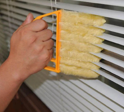 AU17.36 • Buy Useful Microfiber Window Cleaning Brush Air Conditioner Duster Cleaner With Wash