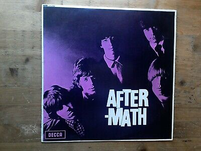 £200 • Buy The Rolling Stones Aftermath 5B/1A 1st Press Very Good Vinyl LP Record LK 4786