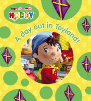 A Day Out In Toyland! By Enid Blyton (Board Book, 2004) • 4.90£