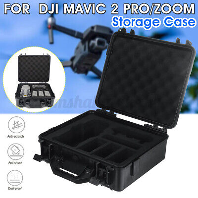 AU81.33 • Buy Shockproof Waterproof Carry Hard Case Storage BOX For DJI Mavic 2 Pro/Zoom