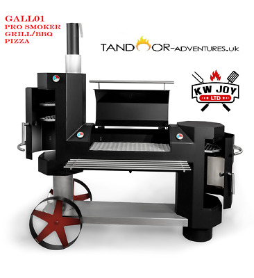 £1799 • Buy Grill BBQ Barbeque Smoker  Charcoal  Outdoor Food Grill Cooking Stove 150kg
