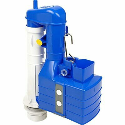 Thomas Dudley Turbo 88 2 Part 7.5 Inch-9.5 Inch Adjustable Lever Flush Syphon 32 • 26.66£