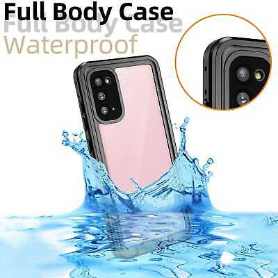 AU30.99 • Buy 360 Full Body Case Cover IP68 Waterproof For Samsung Galaxy S20 S10 S9 S8 Plus