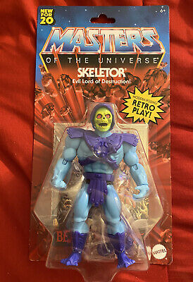 $24.99 • Buy Masters Of The Universe Origins Skeletor 5.5 Inch Action Figure - FOR CHARITY