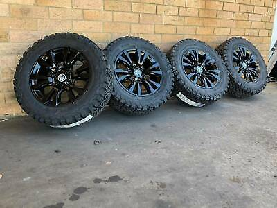 AU2499 • Buy Holden Colorado Z71 Genuine 18 Inch Wheels And Ko2 Bfgoodrich Tyres Set Of 4